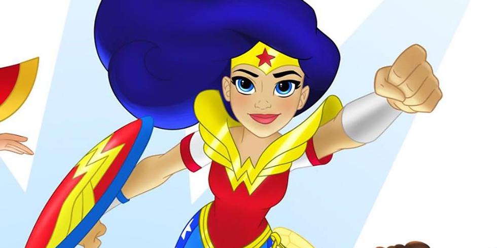 Super Sunday featuring Wonder Woman