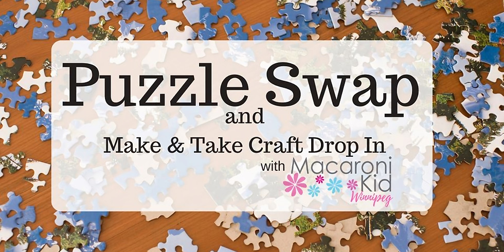 Puzzle Swap & Craft