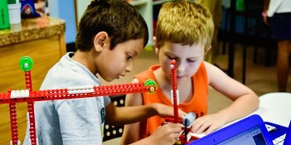 Engingeering for Kids: LEGO Robotics
