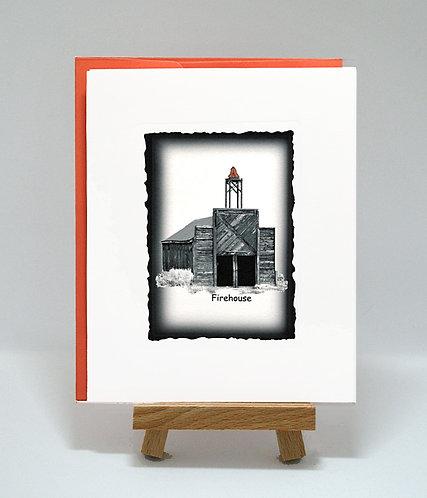 Firehouse PhotoCard