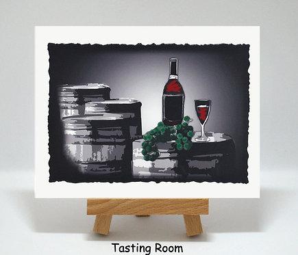 Tasting Room PhotoCard
