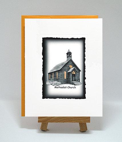 Methodist Church PhotoCard