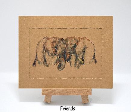Friends PhotoCard