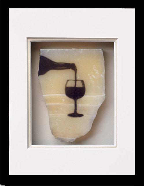 Single Wine Pour  5x7