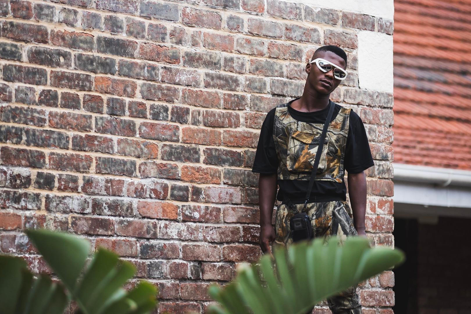 South Africa [fashion designer]