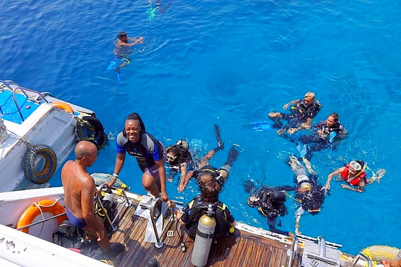 Easy Divers, Sharm El Sheikh