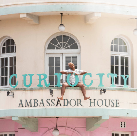 Curiocity: The best Hostel in South Africa