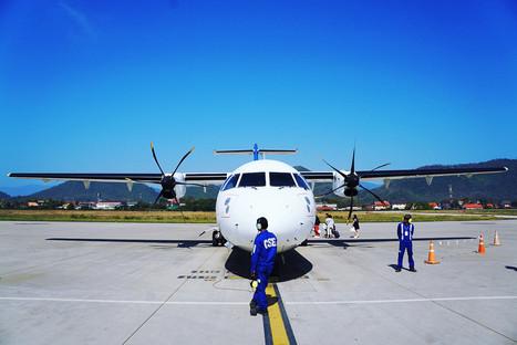 Travel Tips:  How I find flight deals