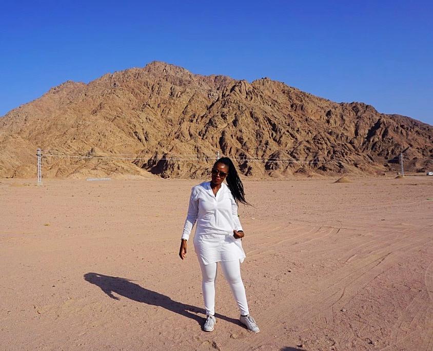 Mt. Sinai Desert