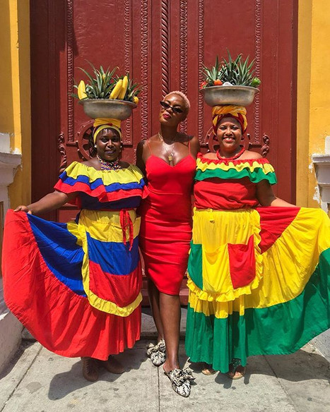Travel Guide: It's Colombia not Columbia!