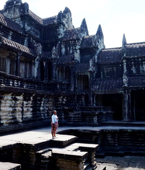 Travel someplace unexpected: Cambodia!