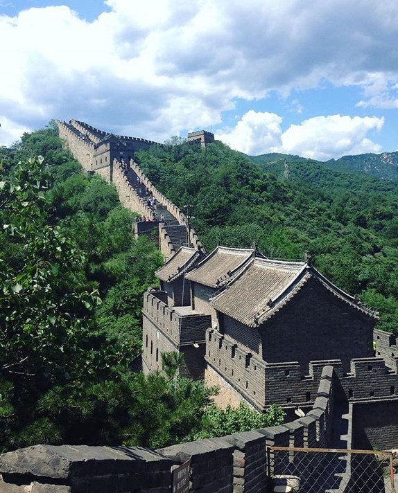Great Wall of China, Beijing, PRC