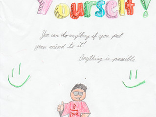 """What does it mean to just """"Be Yourself?"""""""