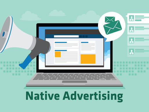 Bet On Native Advertising