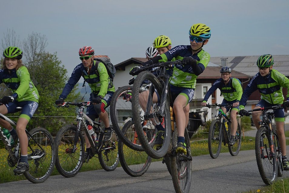Mountainbike Verein in Hohenems