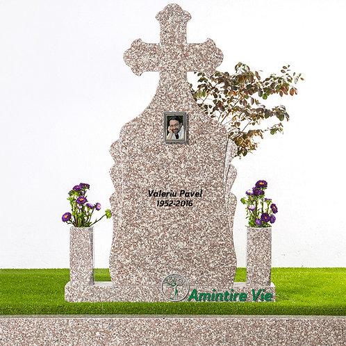 Monument funerar - Brad