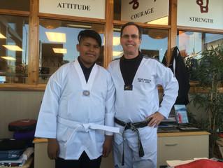 Martial Arts for Gerardo