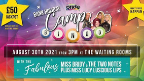 Camp Bingo is Back