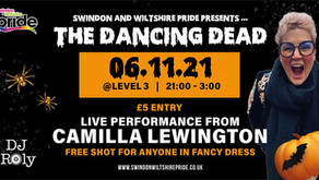 The Dancing Dead Halloween Party