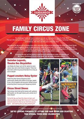 Family Circus Zone