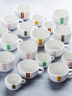 Cobblestone cups