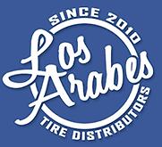 Los Arabes Tire Distributors Logo