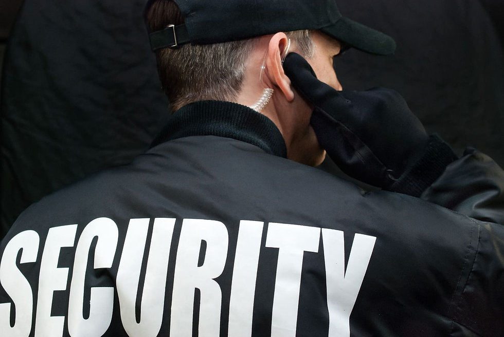 Guardia-De-Seguridad-Espalda-America-Pol