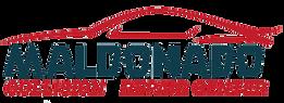 Maldonado Body Shop Logo