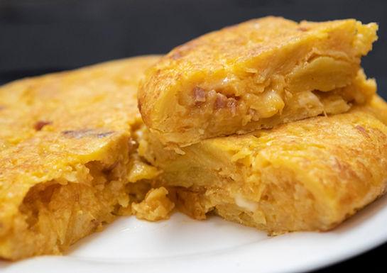 Tortilla Galiciana
