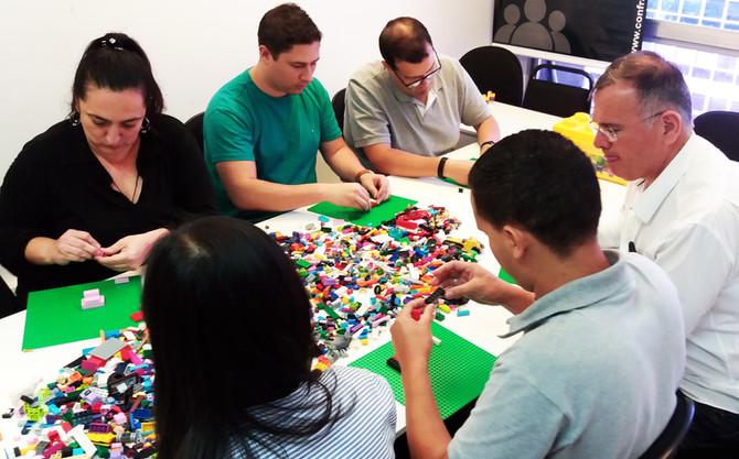 Seis aplicações reais do LEGO SERIOUS PLAY dentro de sua empresa