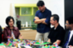 Think Market - Treinamento Lego Serious Play