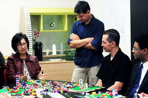 Think Market - Treinamento Lego Serious Play