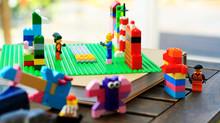 Metodologias Ágeis - SCRUM COM LEGO