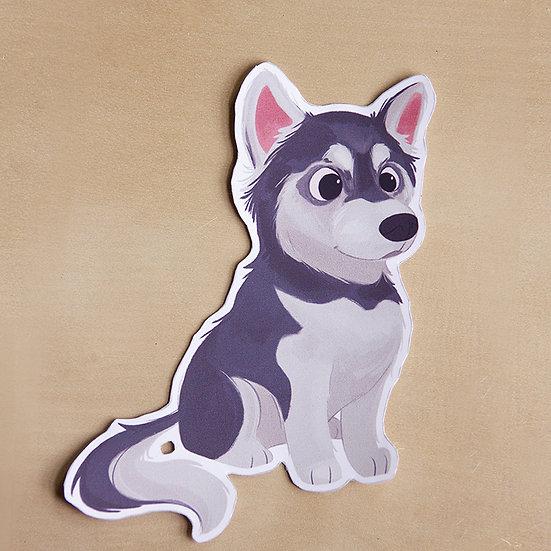Husky - Sticker