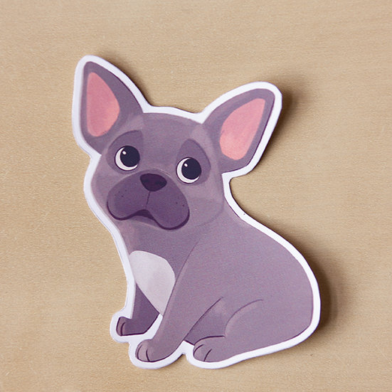 Frenchie - Sticker