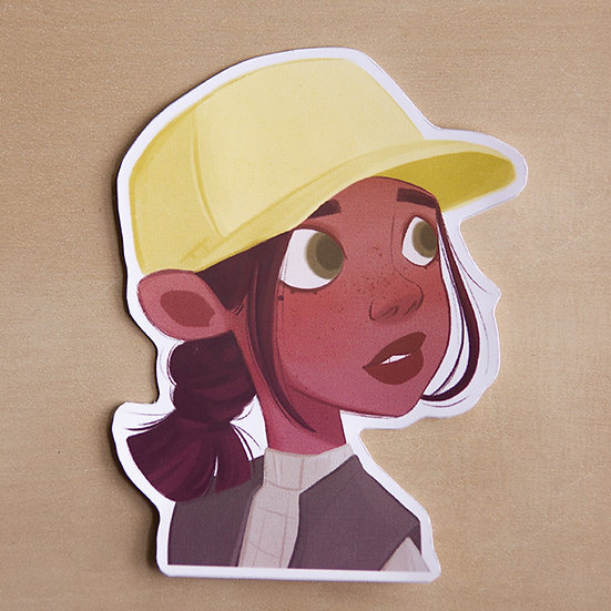 Lemon - Sticker