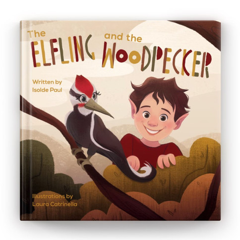 THE ELFLING AND THE WOODPECKER