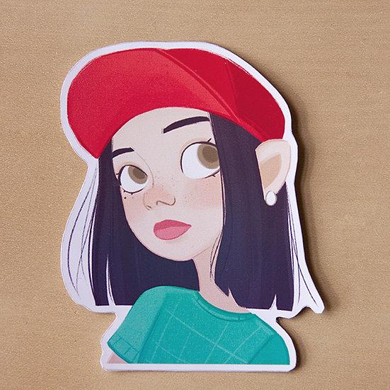 Watermelon - Sticker