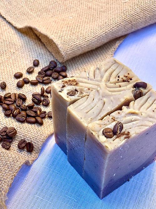 Chai Mocha Latte Cold Process Soap