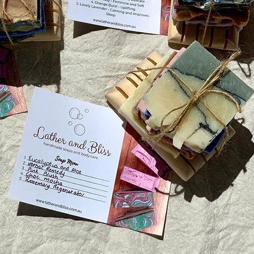 Soap Samples Bundle - Make Your Own