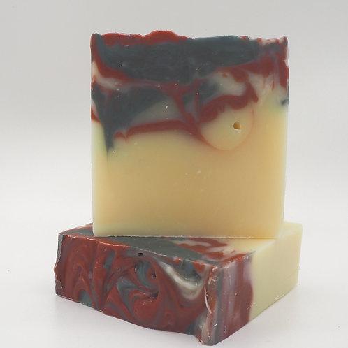 Floral Fantasy Cold Process Soap