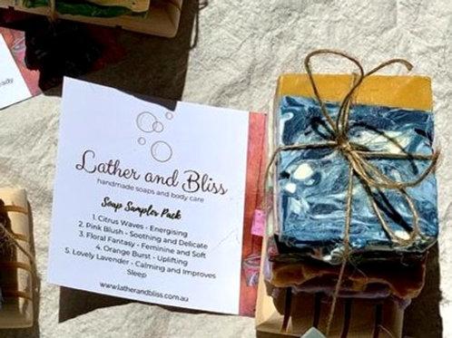 Soap Samples Bundle - Market Favourites