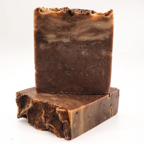 Choc Mocha Cold Process Soap