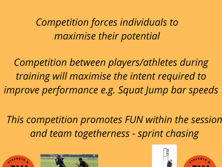 COMPETITION 🚴♂️🏋️♀️💪🏻