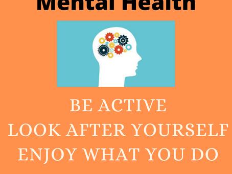 Mental Health 🧠💭🙏