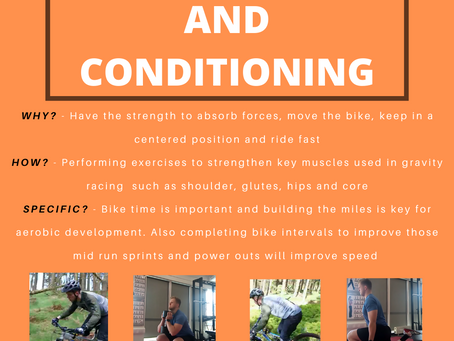 MTB strength and conditioning 🏋️♂️🚴♂️
