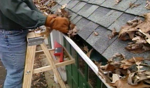 Why Cleaning Gutters is Important