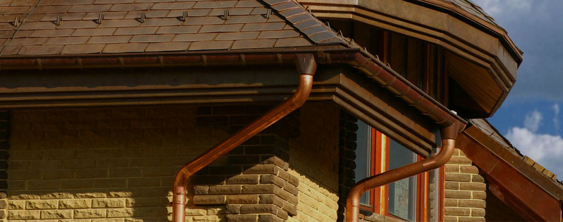 Gutters for Beauty and Value