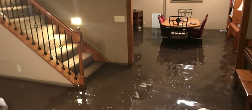 How to dry out your home after water damage