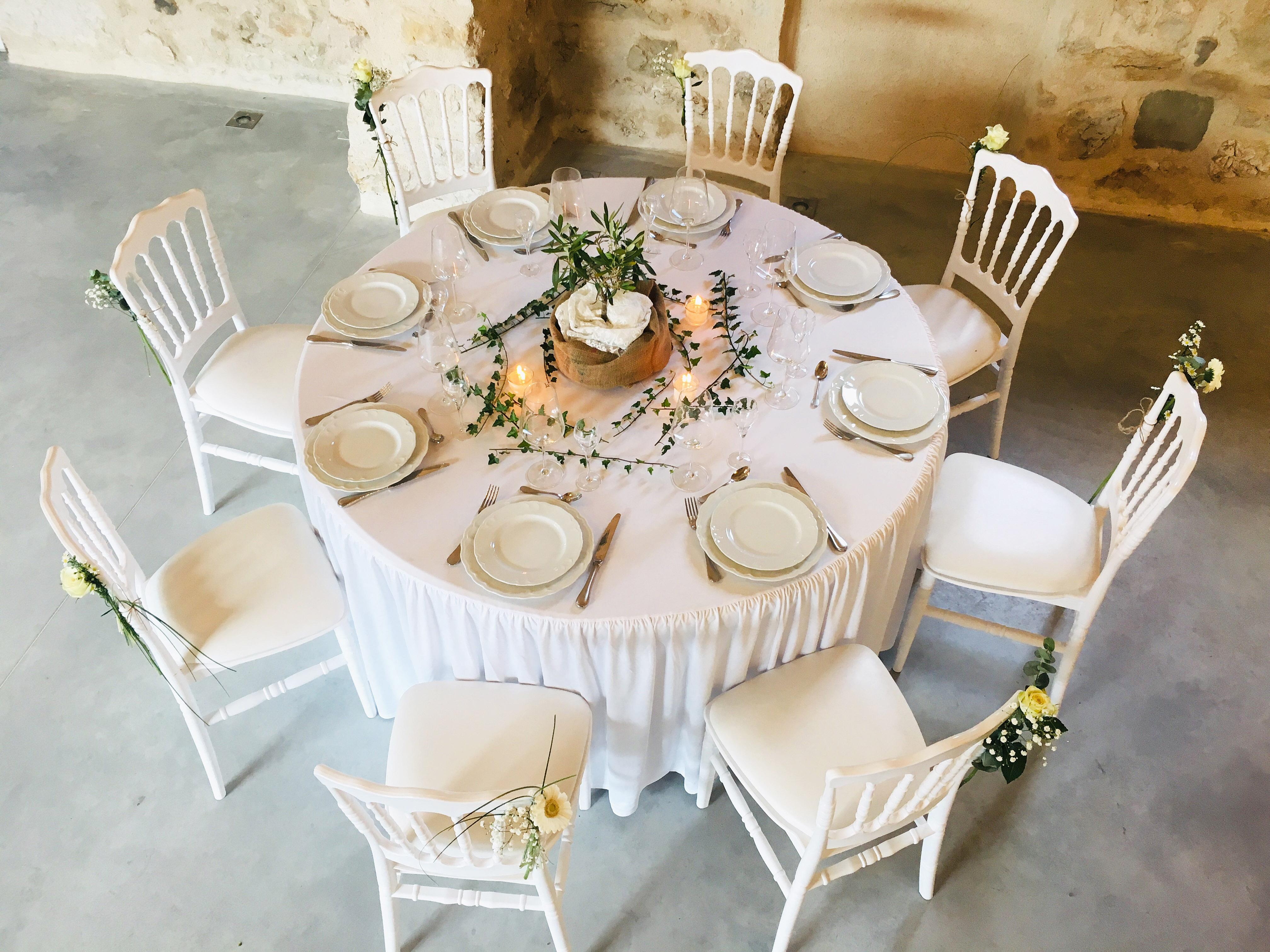 Maison des Apôtres - Table de mariage_03